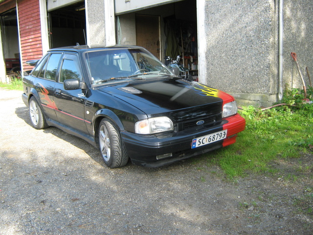 Picture of 1989 Ford Escort