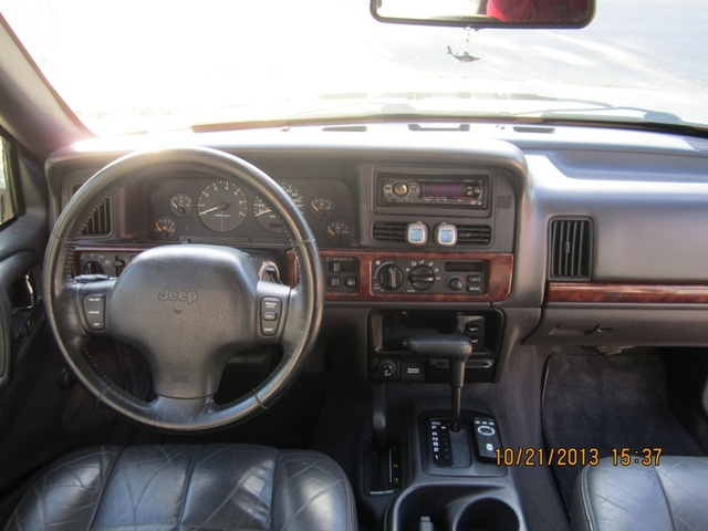 1997 jeep grand cherokee interior pictures cargurus 1993 jeep grand cherokee interior