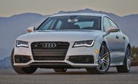 2014 Audi S7, Front-quarter view, exterior, manufacturer, gallery_worthy