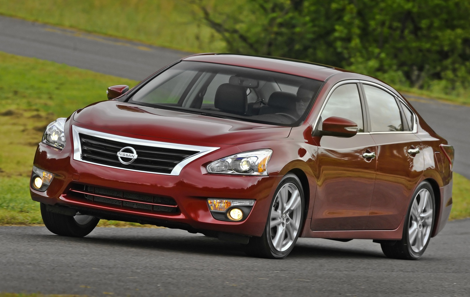 2014 Nissan Altima - Test Drive Review - CarGurus