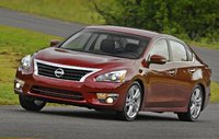2014 Nissan Altima, Front-quarter view, exterior, manufacturer, gallery_worthy