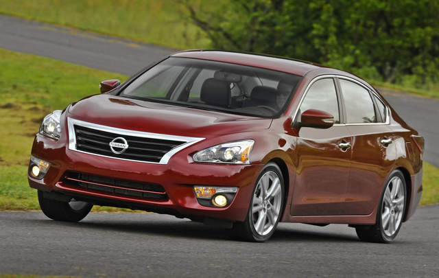 Marvelous 2014 Nissan Altima Test Drive Review