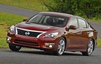 2014 Nissan Altima, Front-quarter view, exterior, manufacturer