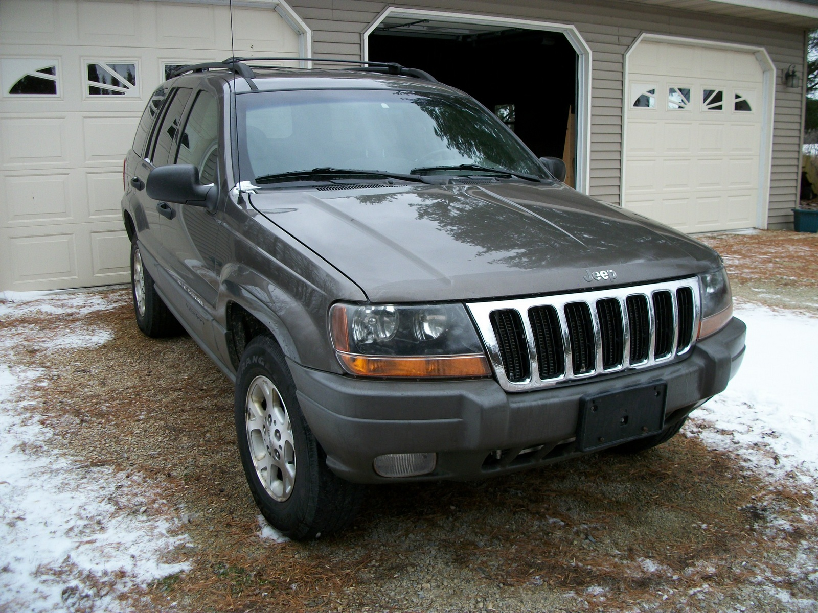 picture of 2000 jeep grand cherokee laredo 4wd. Black Bedroom Furniture Sets. Home Design Ideas