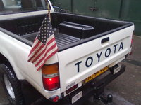 Picture of 1995 Toyota Hilux, exterior