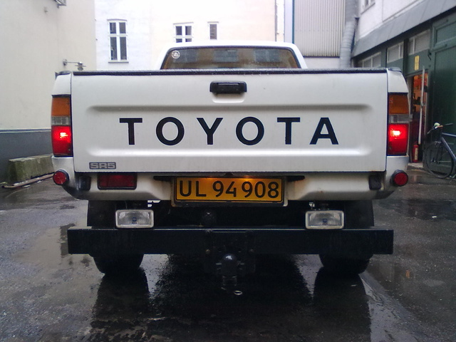 Picture of 1995 Toyota Hilux