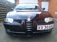 2001 Alfa Romeo 147 Overview