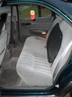 Picture of 1994 Chrysler Concorde 4 Dr STD Sedan, interior