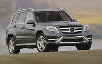 2014 Mercedes-Benz GLK-Class, Front-quarter view, manufacturer, exterior