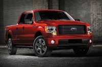 2014 Ford F-150, Front-quarter view, exterior, manufacturer, gallery_worthy