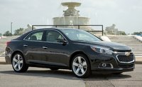 2014 Chevrolet Malibu, Front-quarter view. Copyright General Motors, exterior, manufacturer, gallery_worthy
