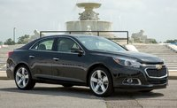 2014 Chevrolet Malibu Overview