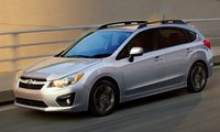 2014 Subaru Impreza, Front-quarter view, exterior, manufacturer, gallery_worthy