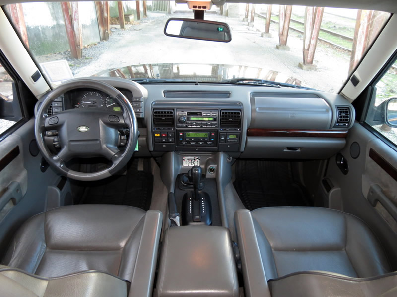 2001 Land Rover Discovery Series Ii Pictures Cargurus