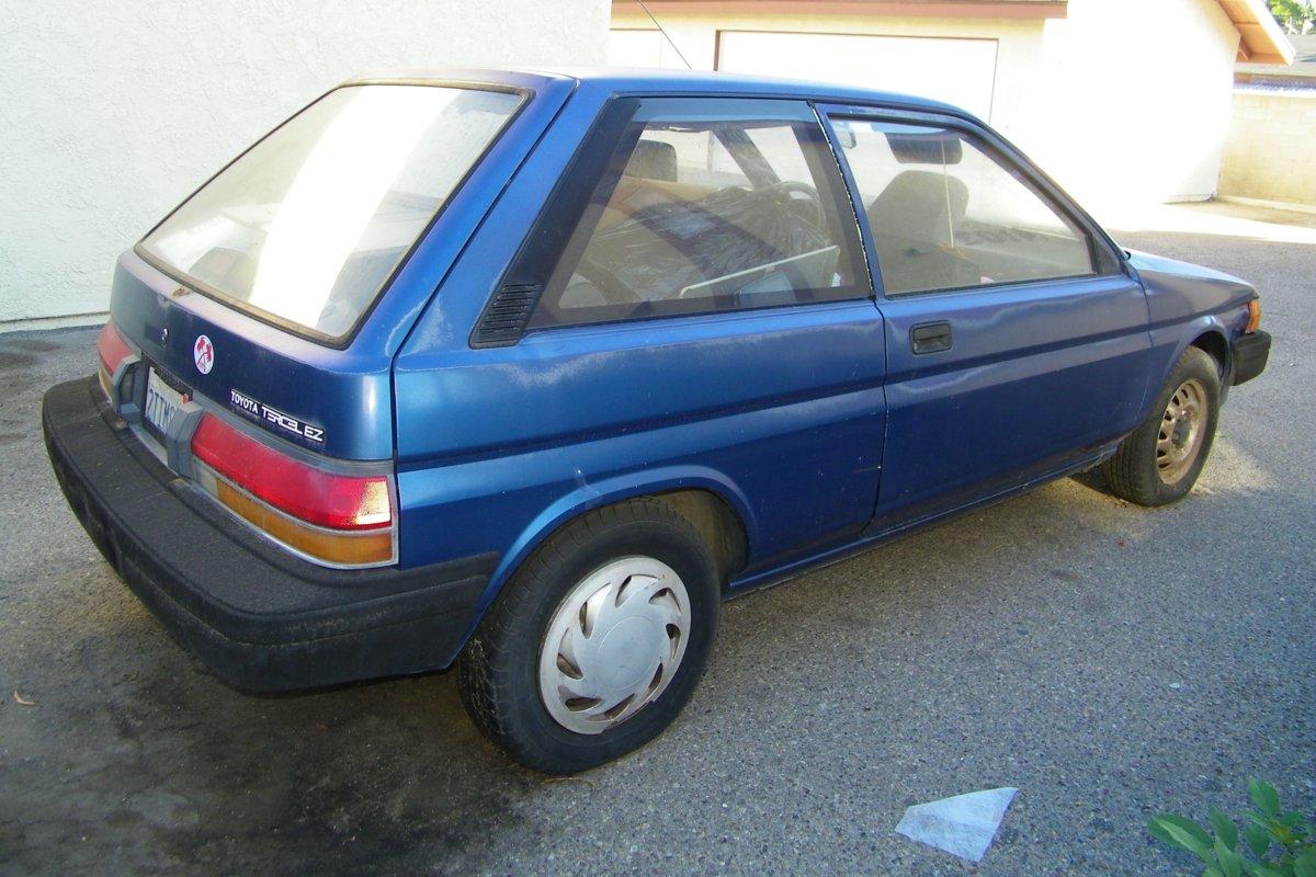 1990 Toyota Tercel Pictures Cargurus