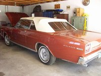 1966 Ford Galaxie Overview