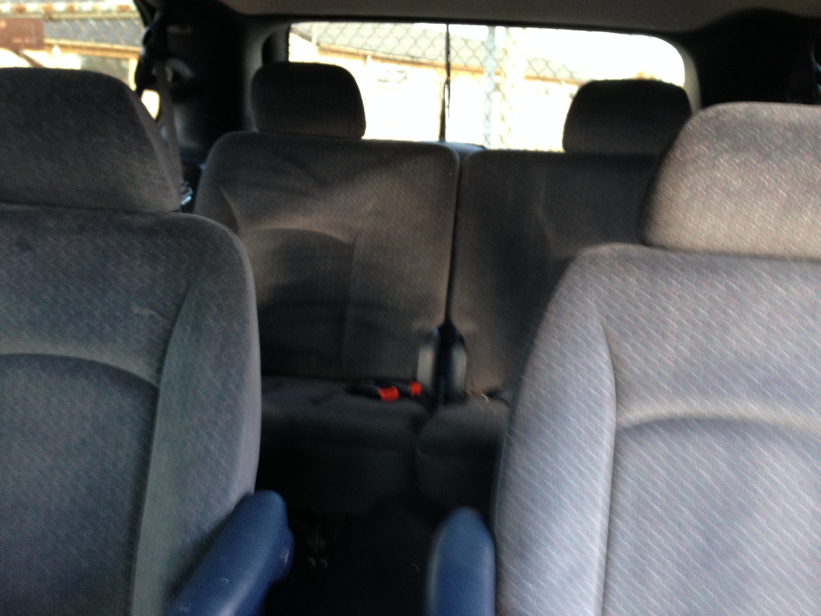 Picture of 2001 Chrysler Voyager 4 Dr STD Passenger Van, interior