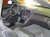 Picture of 2012 Cadillac CTS-V Coupe Base, interior