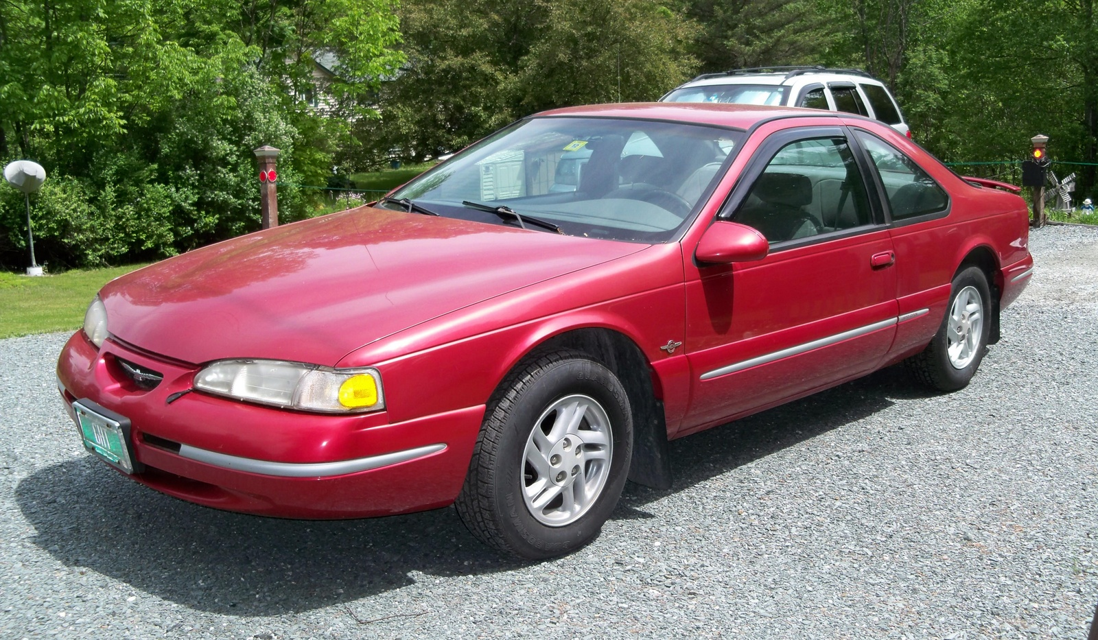 1997 ford thunderbird trim information cargurus. Cars Review. Best American Auto & Cars Review