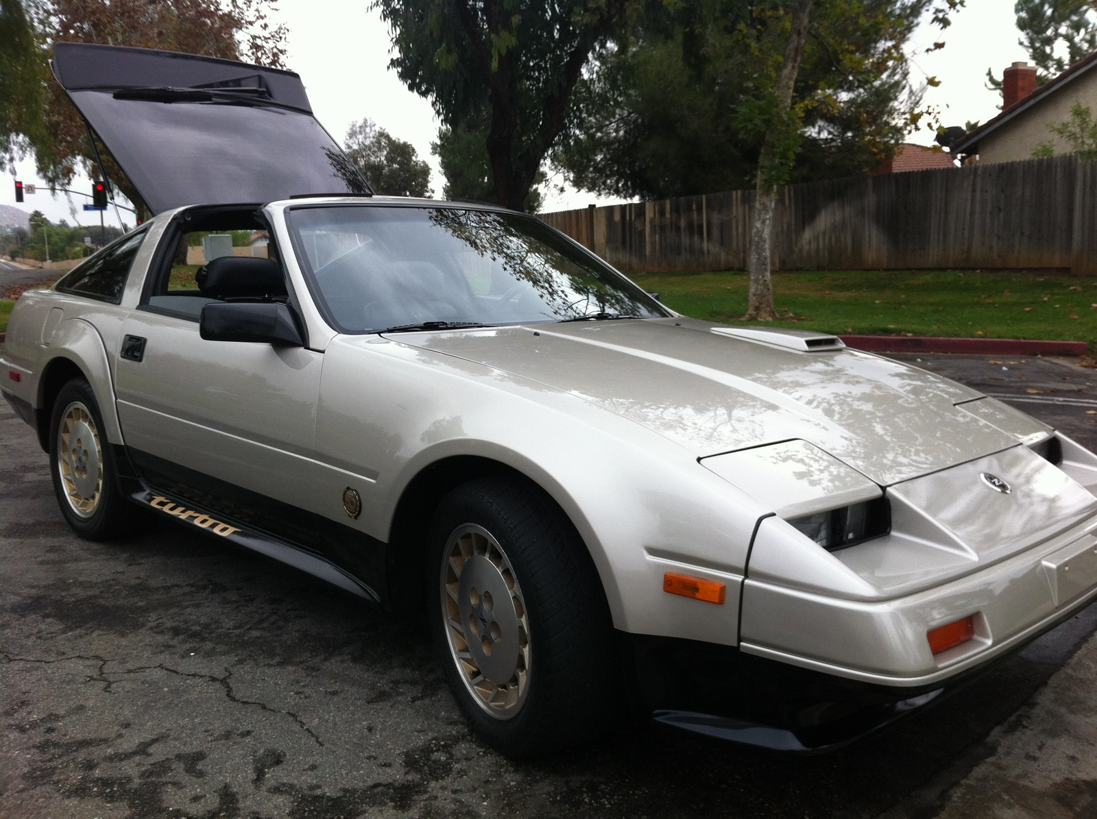 1984 Nissan 300zx Pictures Cargurus