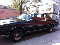1981 Chevrolet Monte Carlo Overview