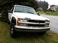 Picture of 1997 Chevrolet C/K 2500 Reg. Cab 4WD, exterior