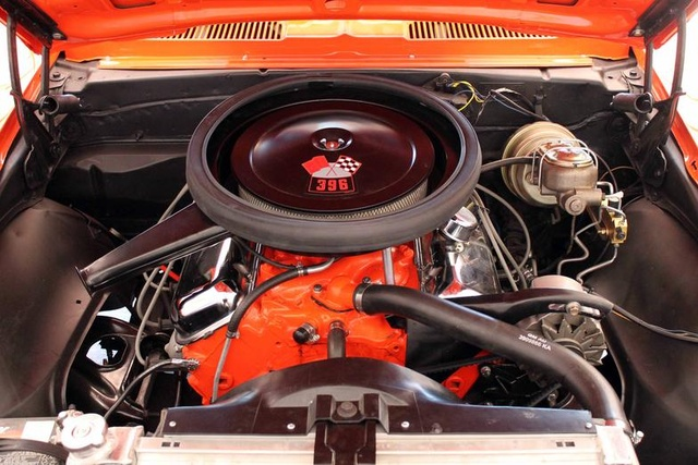 Picture of 1967 Chevrolet Camaro, engine, gallery_worthy