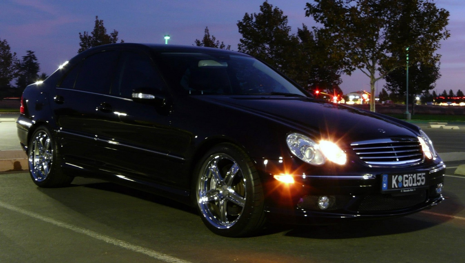 2005 mercedes benz c class exterior pictures cargurus. Black Bedroom Furniture Sets. Home Design Ideas