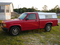 1996 Dodge Dakota Overview