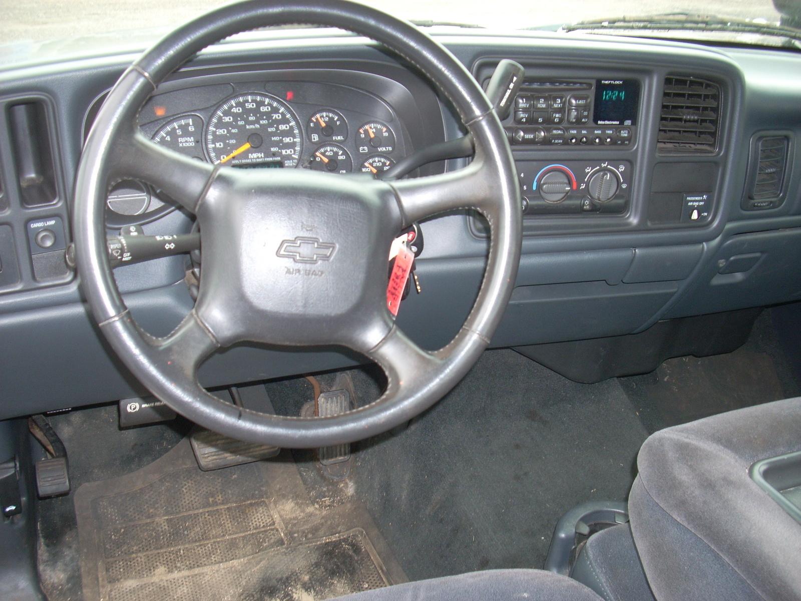 2001 Chevrolet Silverado 2500hd Interior Pictures Cargurus