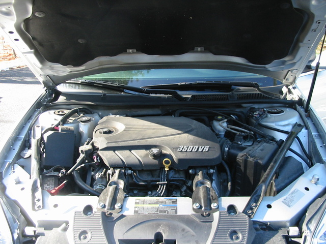 Picture of 2011 Chevrolet Impala LS FWD, engine, gallery_worthy