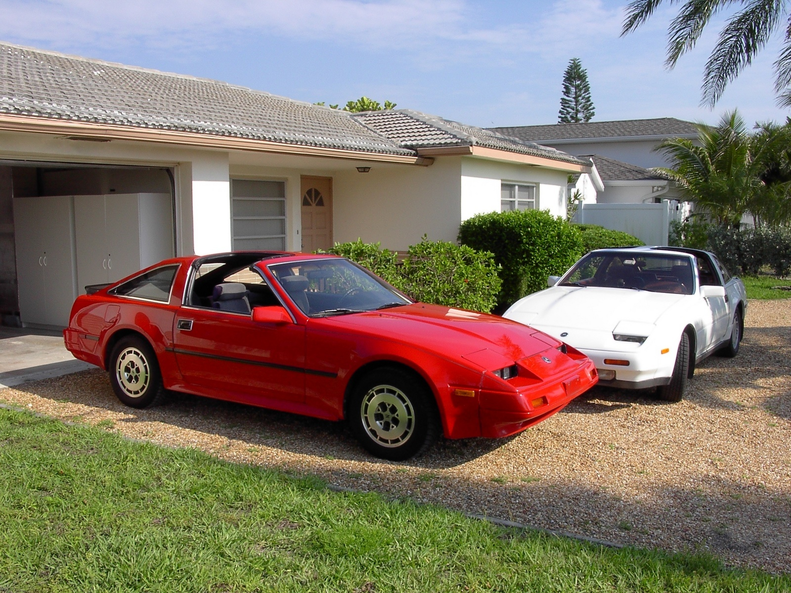 i had a 1985 nissan 300zx given to me 2 days ago. the car sit for four  years .