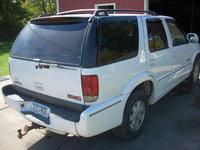 Picture of 2000 GMC Envoy 4 Dr STD 4WD SUV, exterior, gallery_worthy