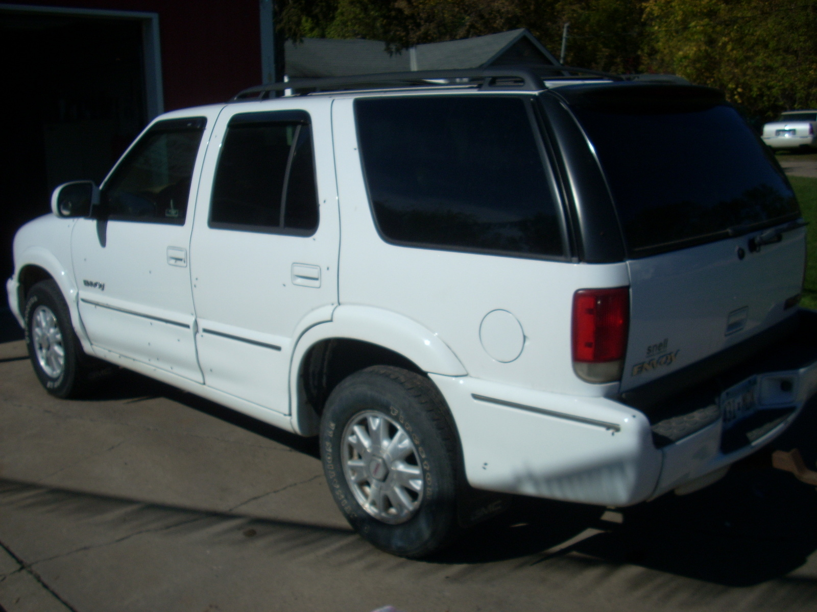 Toyota Suv Used >> 2000 GMC Envoy - Overview - CarGurus