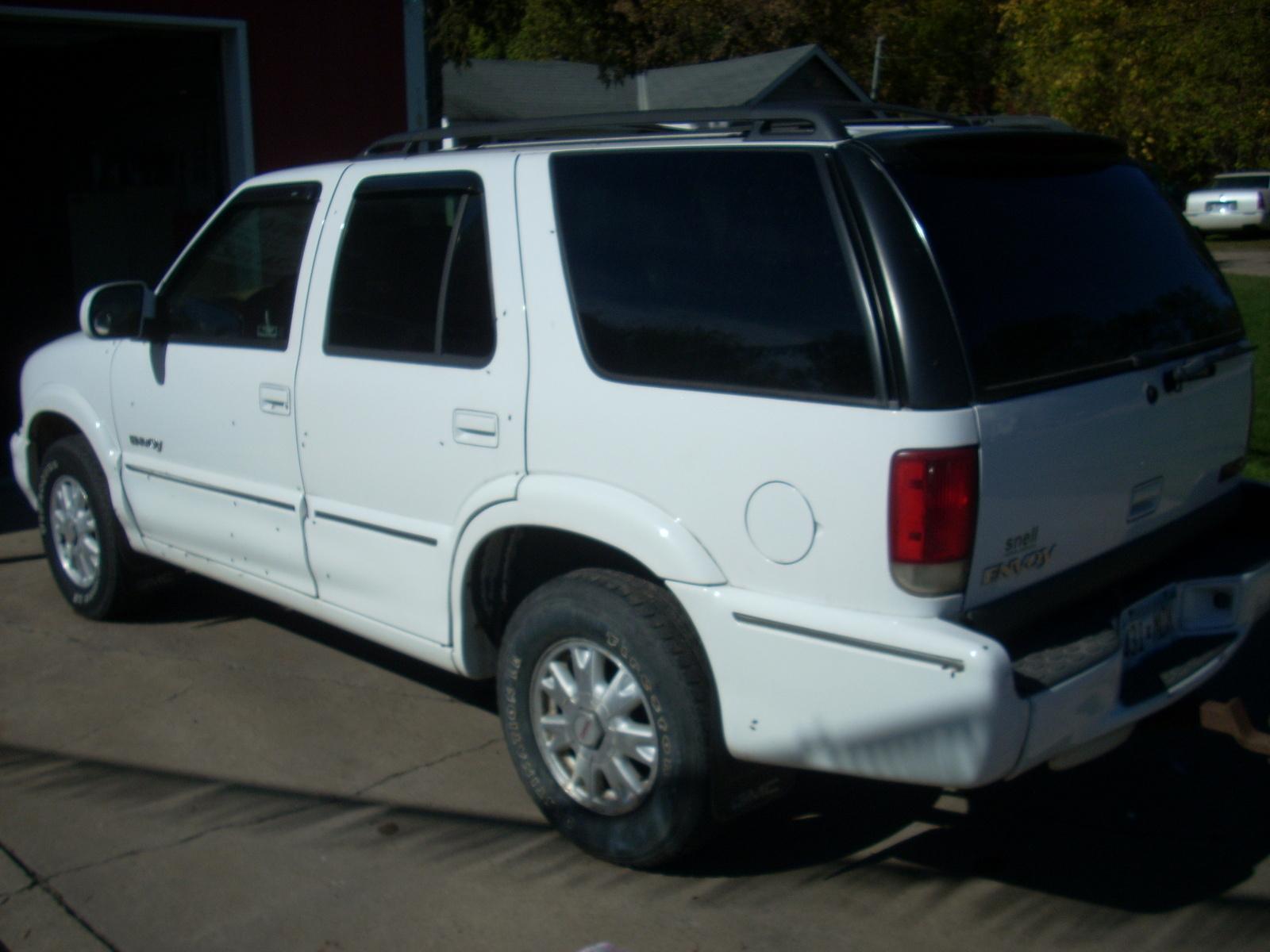 Used Cars Austin >> 2000 GMC Envoy - Overview - CarGurus