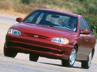 Picture of 1999 Kia Sephia Sedan, exterior