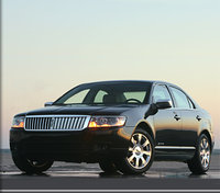Picture of 2006 Lincoln Zephyr Base, exterior