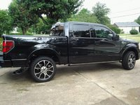 2012 Ford F-150 Harley-Davidson SuperCrew 5.5ft Bed 4WD, MY WIPE, exterior