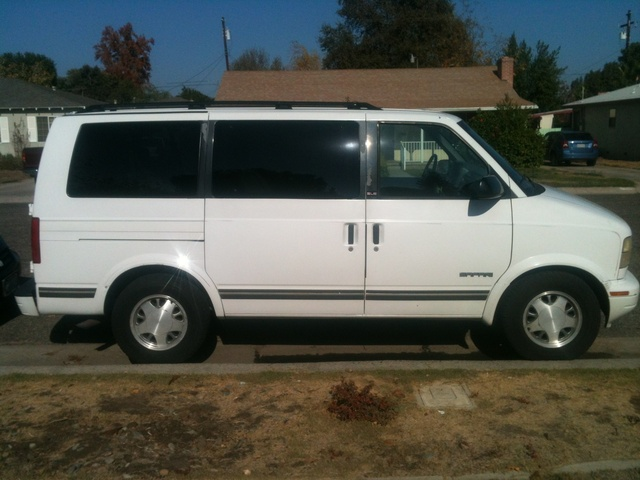 Picture of 1995 GMC Safari 3 Dr SLE Passenger Van Extended