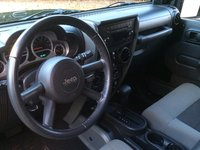 Picture of 2010 Jeep Wrangler Unlimited Sport 4WD, interior, gallery_worthy