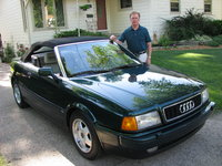 1994 Audi Cabriolet Overview