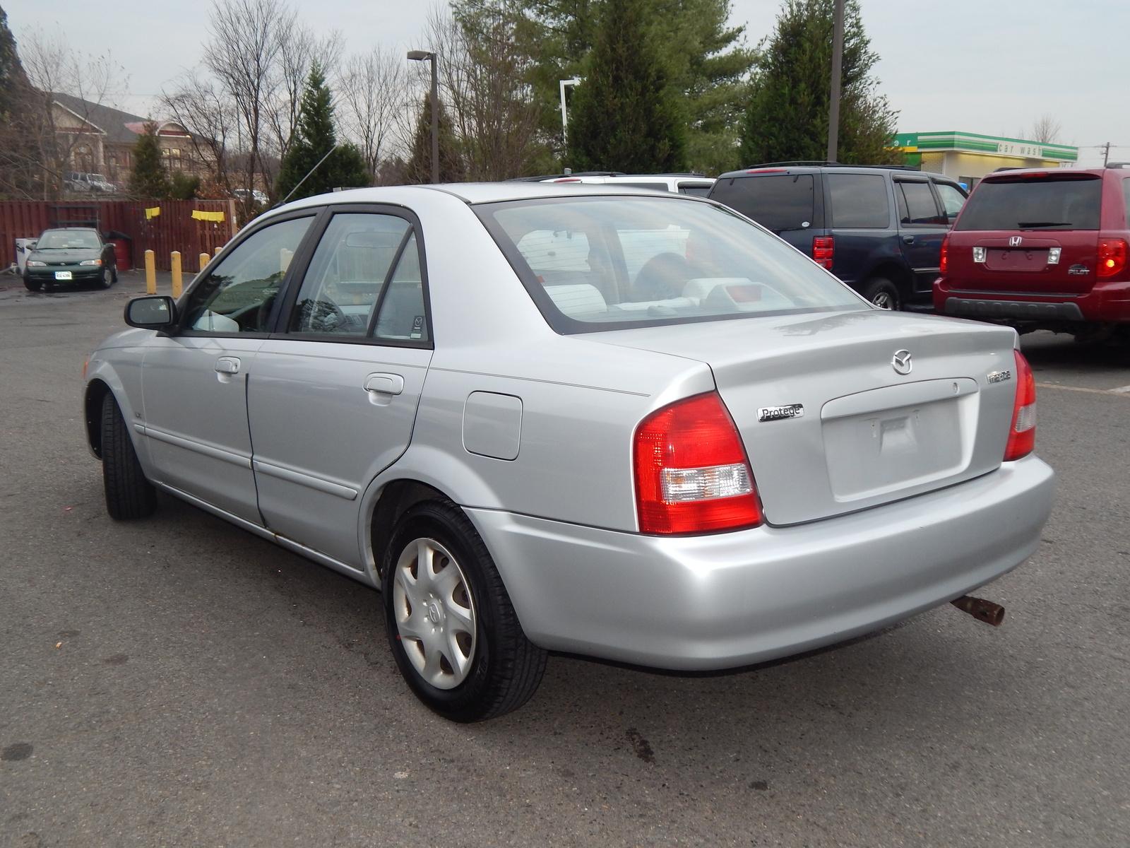 2000 Mazda Protege Pictures Cargurus