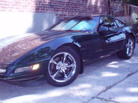 1994 Chevrolet Corvette Coupe, Picture of 1994 Chevrolet Corvette Base, exterior