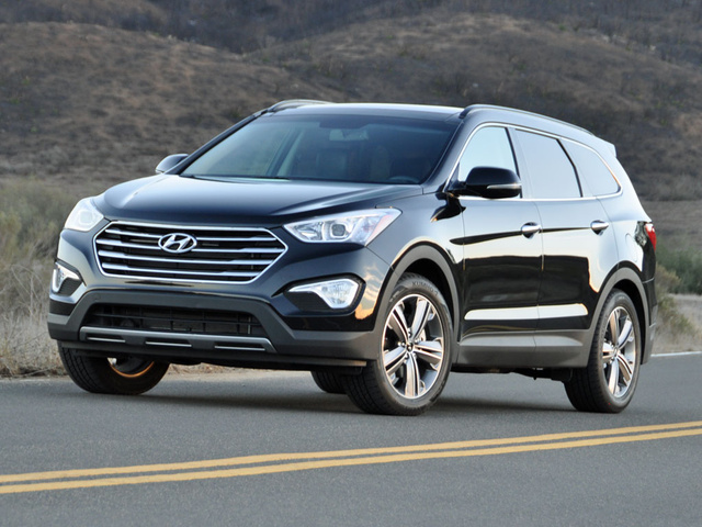 2014 Hyundai Santa Fe Limited For Sale >> 2014 Hyundai Santa Fe Overview Cargurus