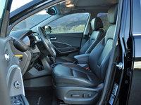 2014 Hyundai Santa Fe Limited, interior