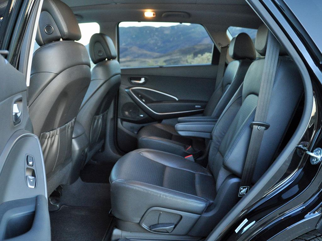2014 Hyundai Santa Fe Interior Pictures Cargurus