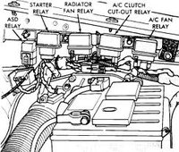dodge grand caravan questions car wont stay running. Black Bedroom Furniture Sets. Home Design Ideas