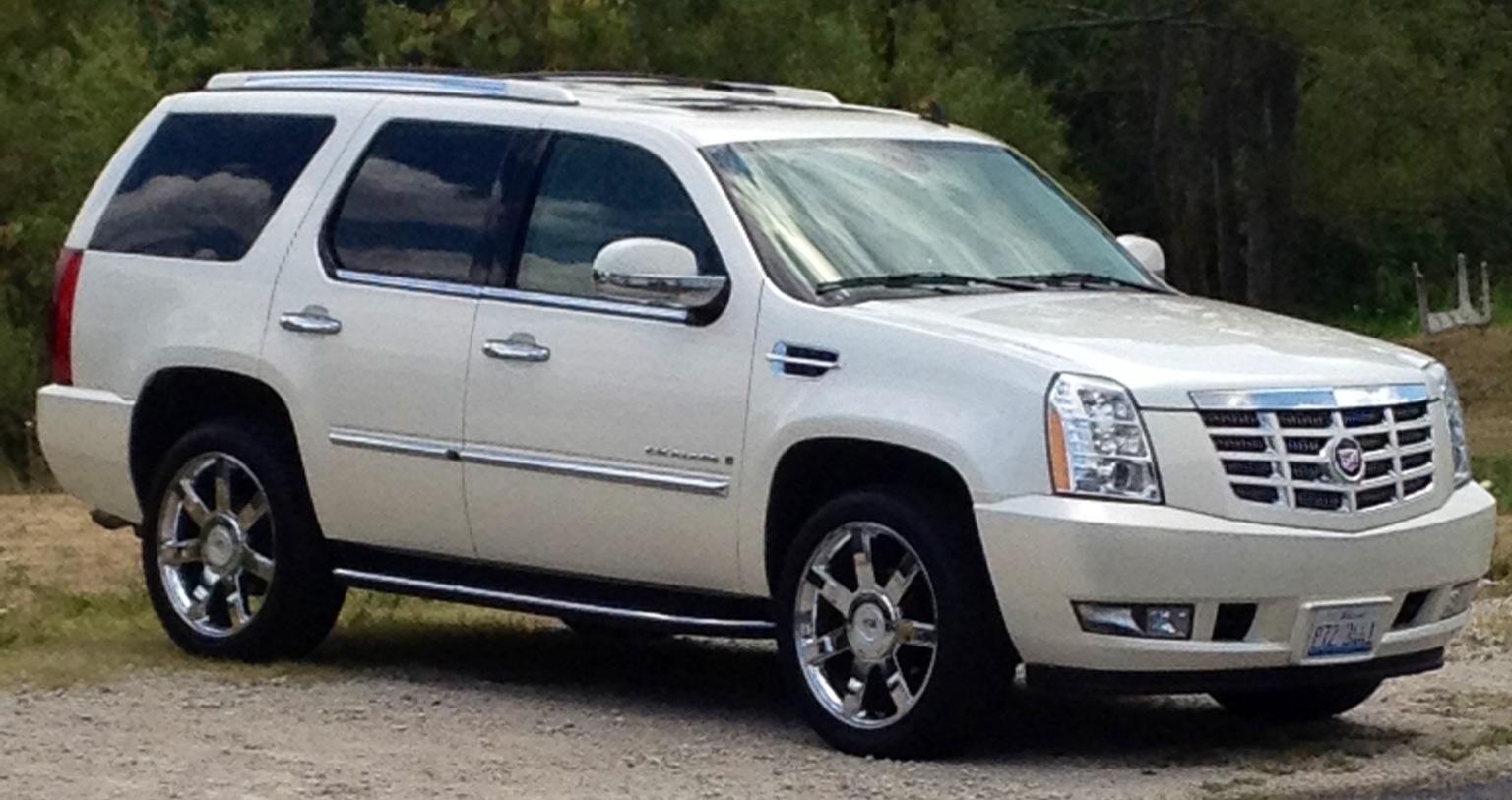 2007 Cadillac Escalade Pictures Cargurus