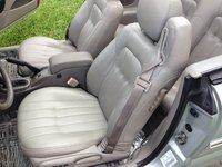 Picture of 2001 Chrysler Sebring LXi Convertible, interior