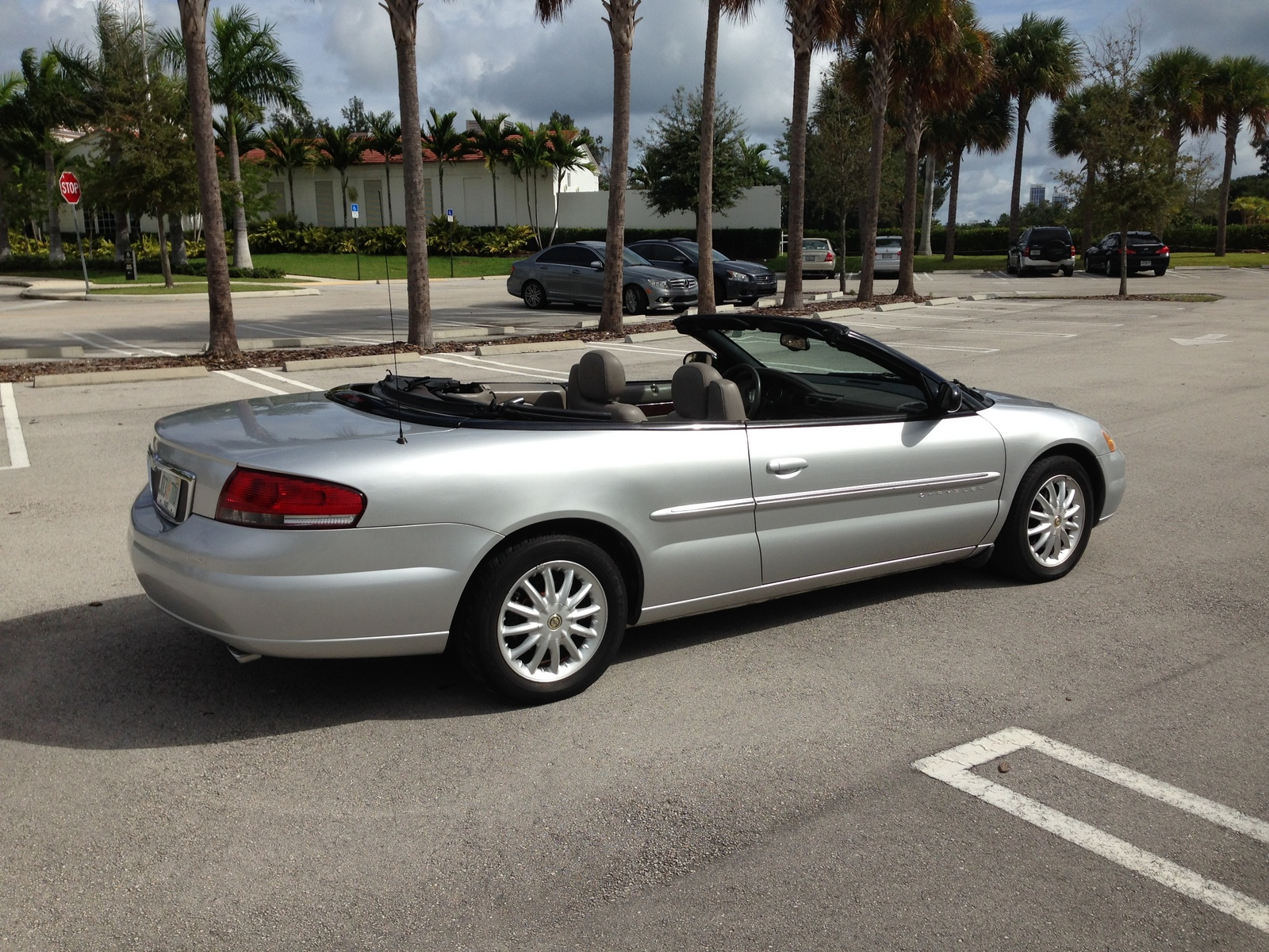 2001 Chrysler Sebring - Exterior Pictures